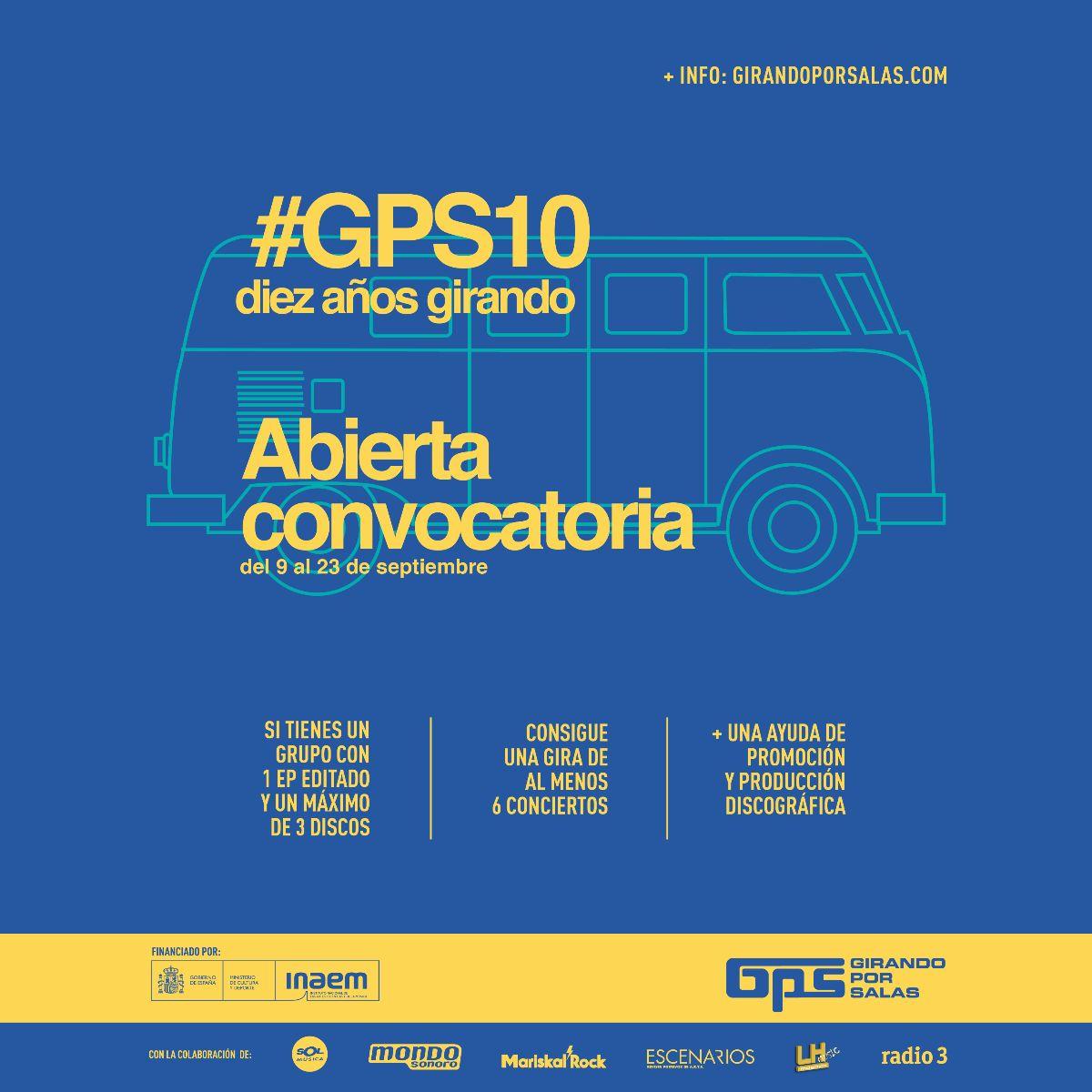 #GPS10 - Girando Por Salas