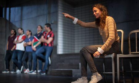 """María Hervás en """"Jauría"""" // Vanessa Rabade"""