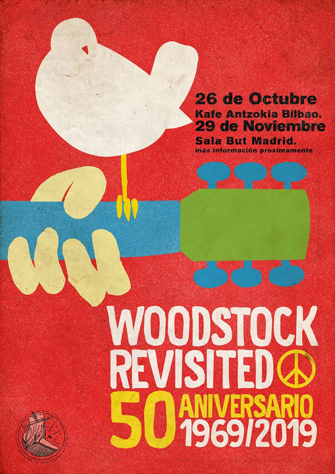 Woodstock Revisited - 50 Aniversario
