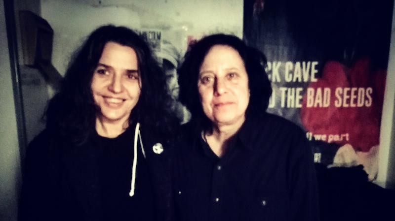 Thalia Zedek y Anari
