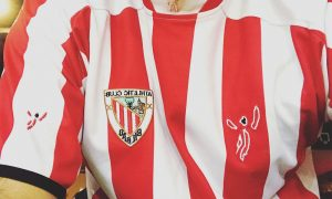 Camiseta del Athletic Club