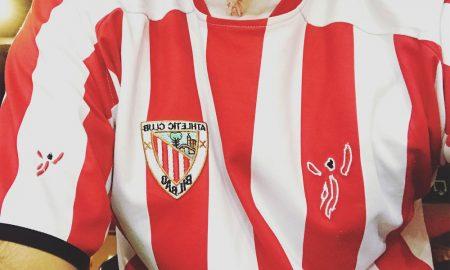 Camiseta del Athletic Club