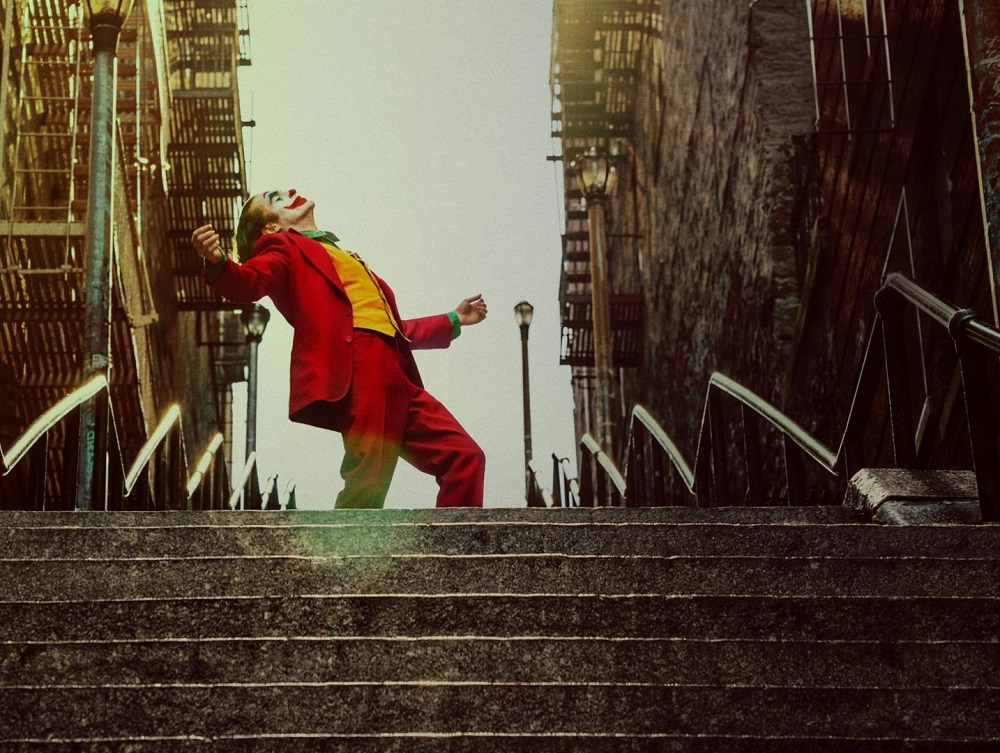 "Fotograma de la película ""Joker"" (2019)"
