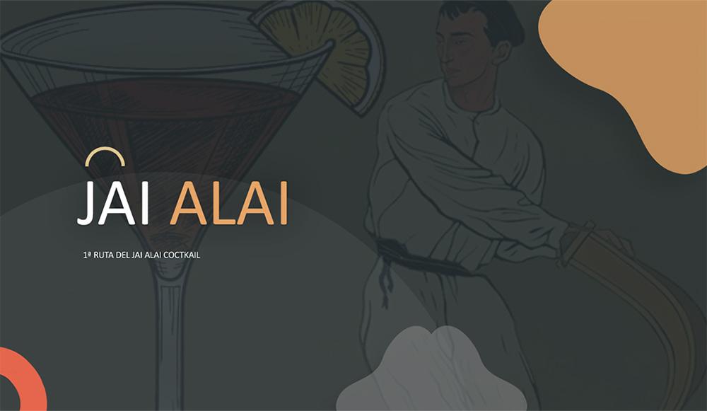 Cóctel Jai Alai