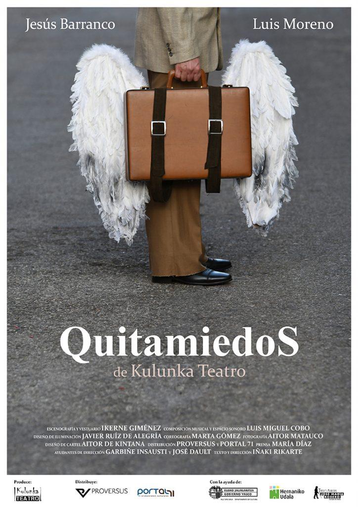 QuitamiedoS (Kulunka Teatro)