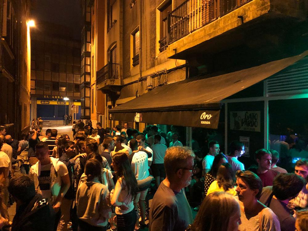 Pub Gato Pardo de Las Arenas (Getxo)