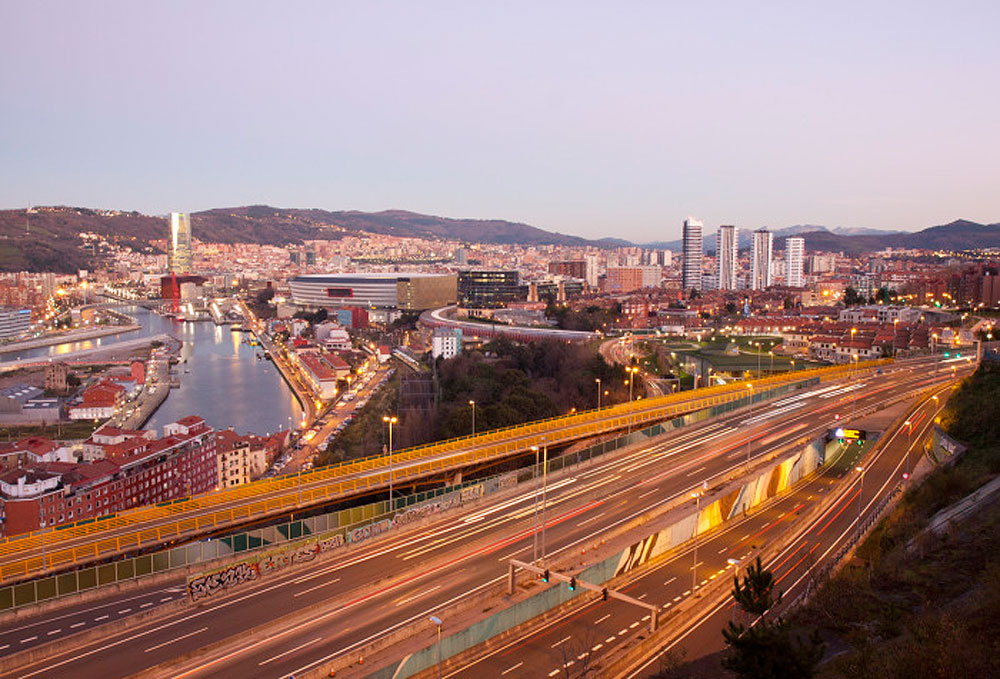 Panorámica de Bilbao (2020)