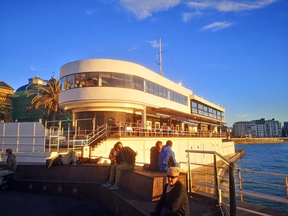 Club Náutico (San Sebastián)