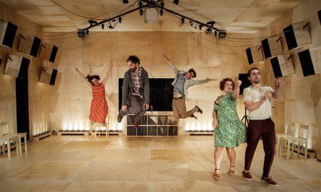 """Barakaldo acoge el estreno en Euskadi de la obra """"Las canciones"""""""