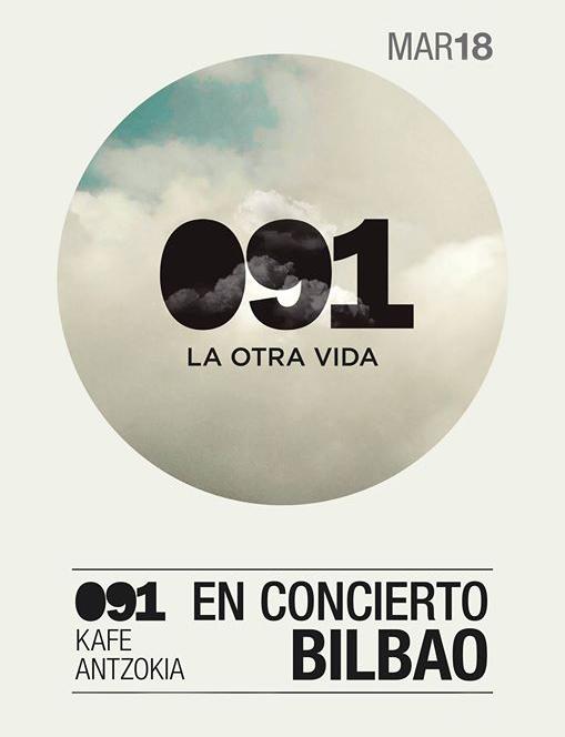 "091 presenta ""La otra vida"" en Bilbao"