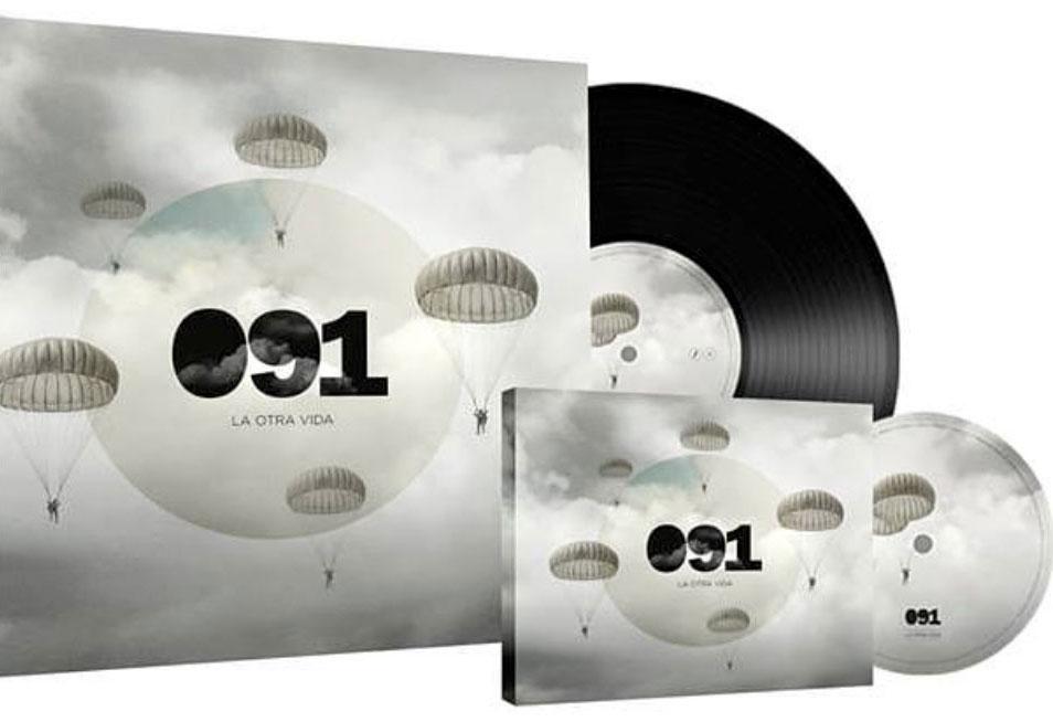 """""""La otra vida"""", disco de 091"""