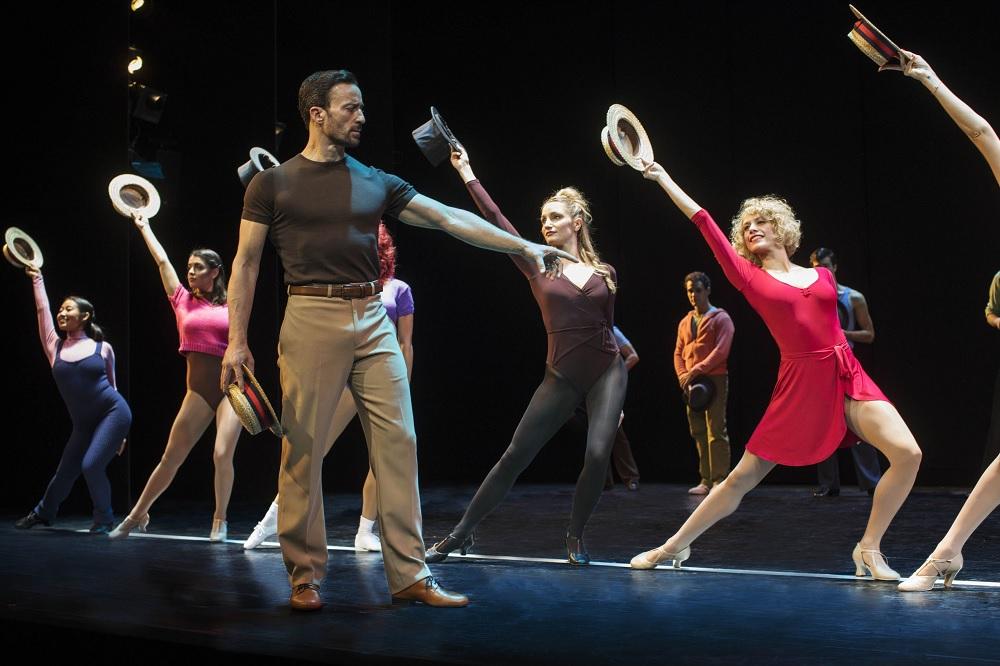 """El musical """"A Chorus Line"""""""