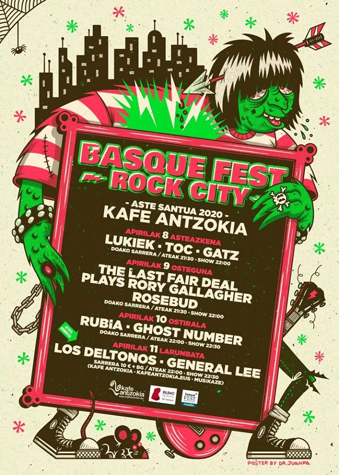 Basque Fest Rock City
