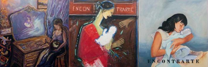 Tráfico de bebés en Euskadi, exposición