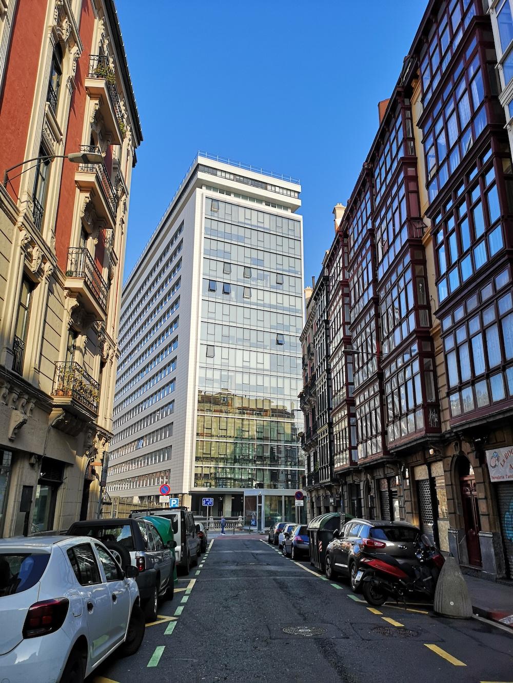Calle Arbolantxa (Bilbao)