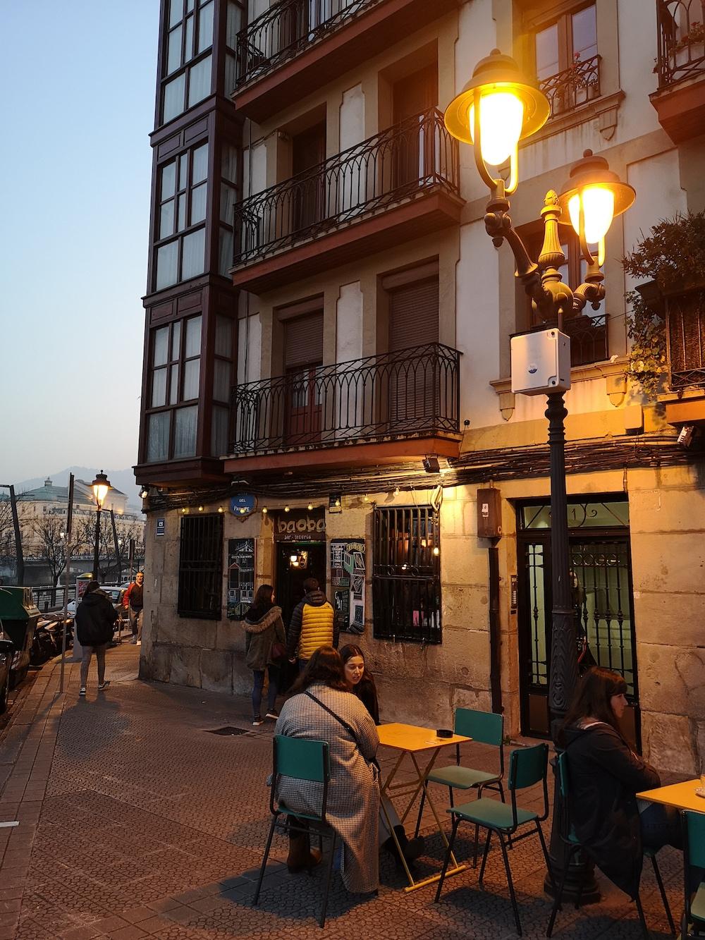 Bar Baobab (Bilbao)