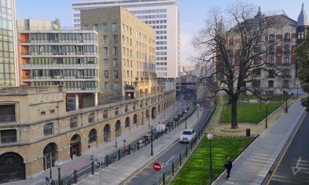 Rampas de Uribitarte (Bilbao)