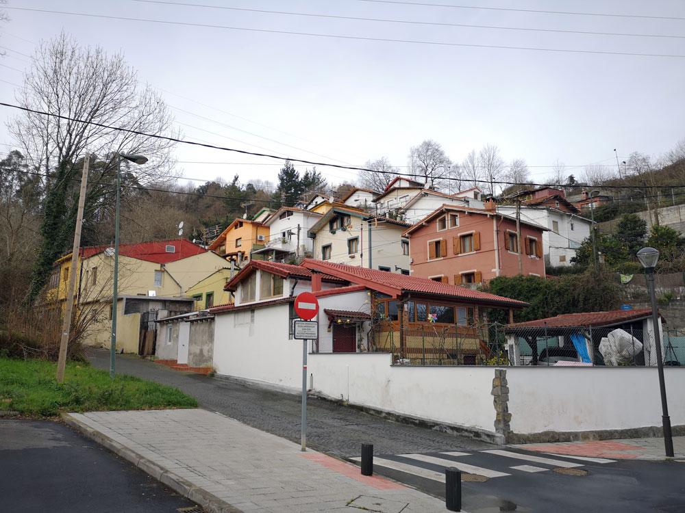 Barrio de Buia (Bilbao)