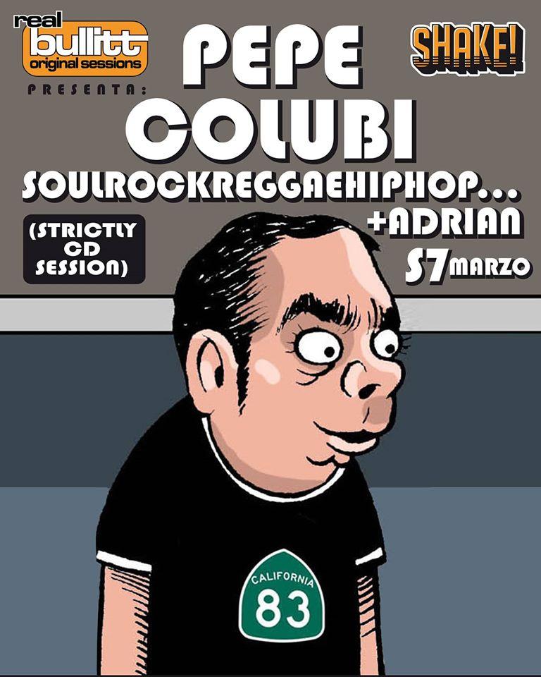 Pepe Colubi, DJ
