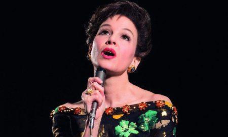 Renée Zellweger como Judy Garland