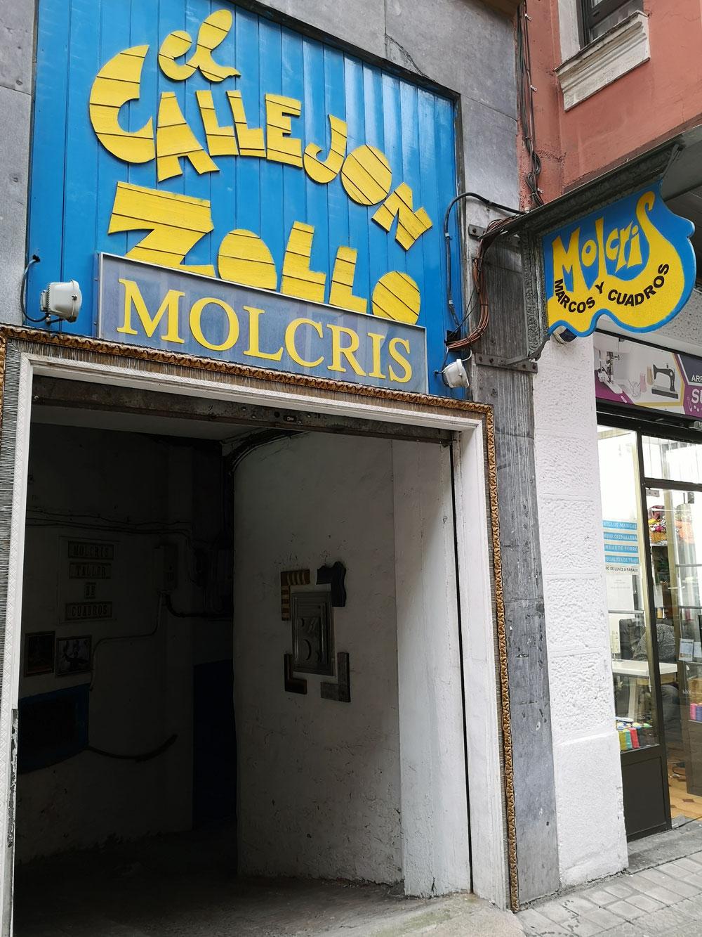 Callejón Zollo (Bilbao)