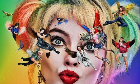 "Harley Quinn en ""Aves de presa"""