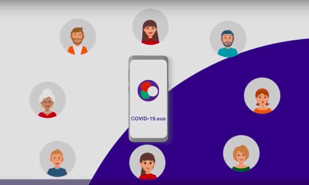 Covid-19.eus, la app vasca para contener el coronavirus