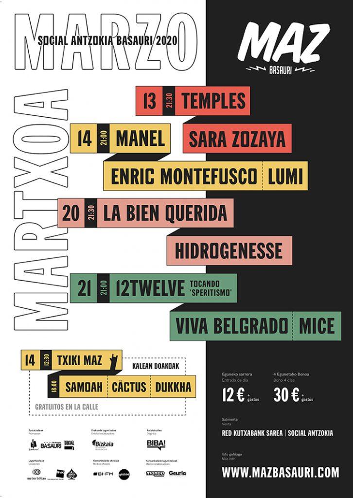 Festival MAZ Basauri 2020
