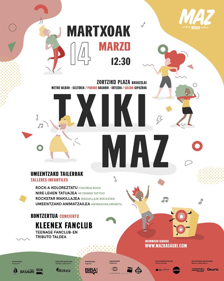 Txiki MAZ 2020