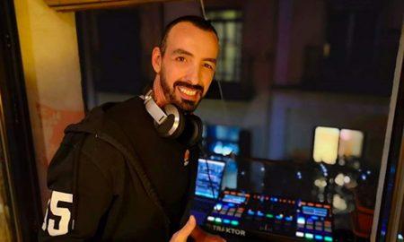DJ balcón