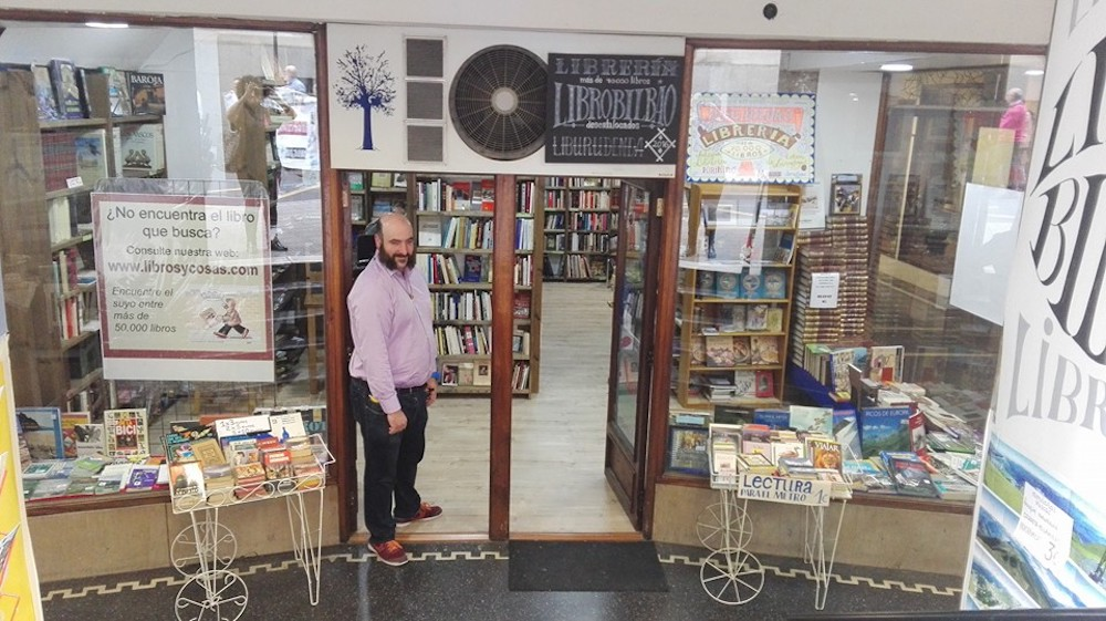 Librería LibroBilbao