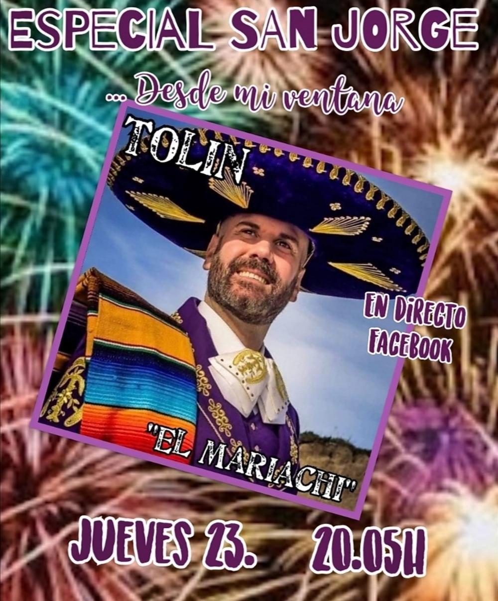 """Tolín """"El Mariachi"""""""