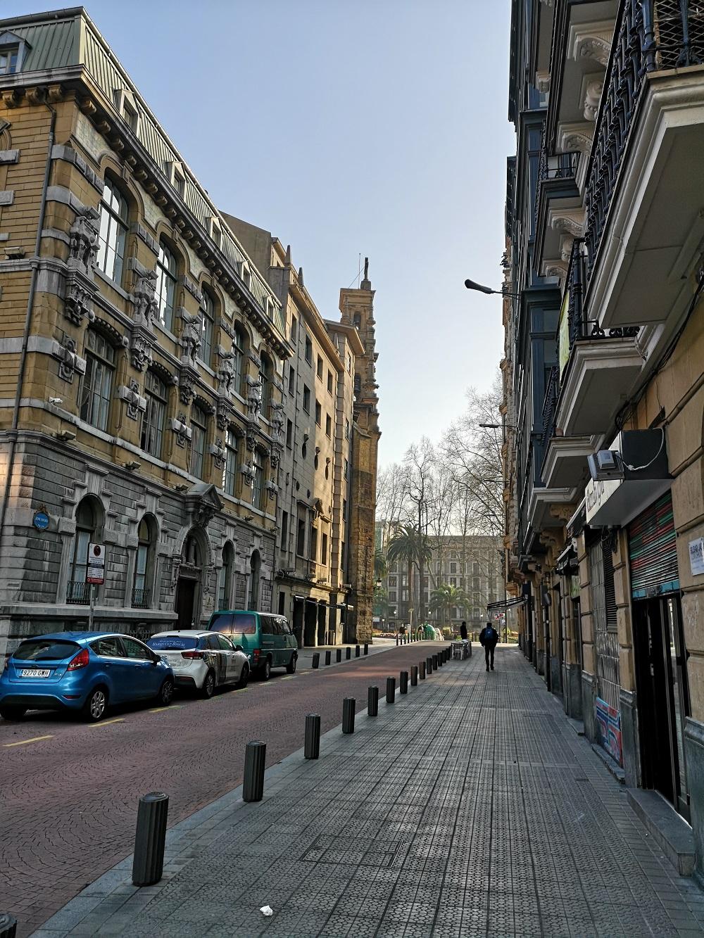 Calle San Vicente (Bilbao)