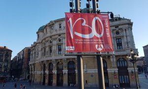 Teatro Arriaga de Bilbao tras la pandemia de la Covid-19