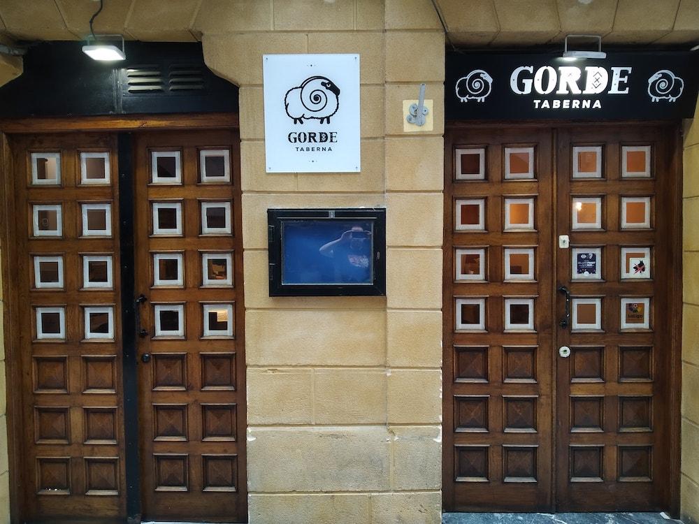 Gorde Taberna (Bilbao)