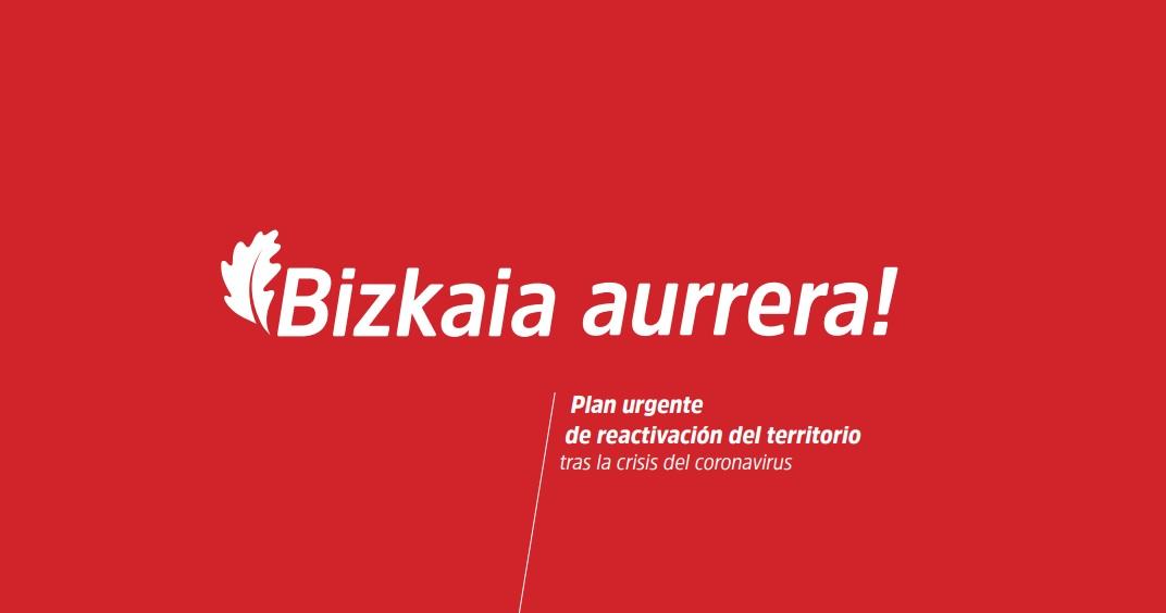 Bizkaia Aurrera Kultura Bonua de la Diptación Foral de Bizkaia