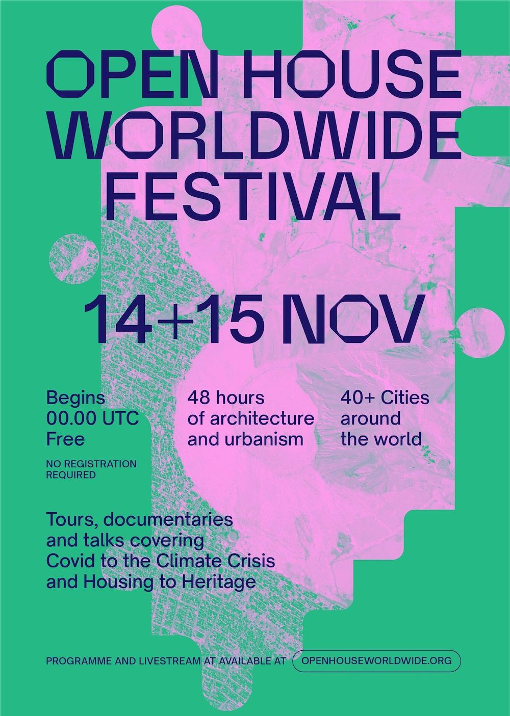 Open House Worldwide Festival