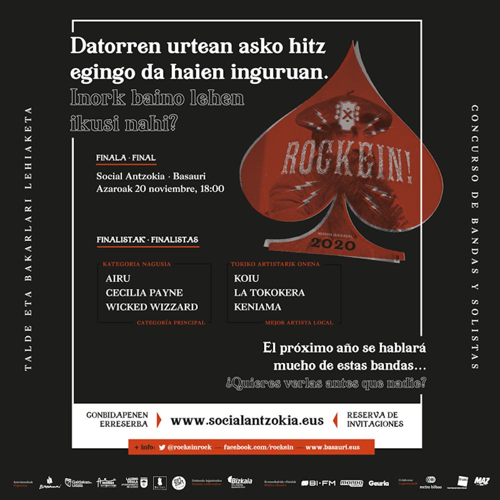 Rockein 2020
