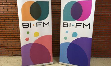 BI FM, logotipo